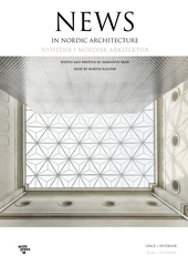 NEWS IN NORDIC ARCHITECTURE 3 - SPACE+INTERIOR ENG/DANSK